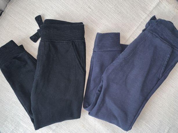 Spodnie z dresu NEXT r.98