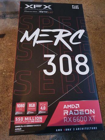 Xfx rx 6600xt merc 308