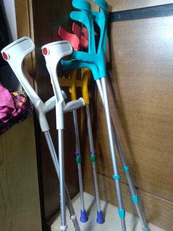 Kule ortopedyczne dla dorosłej osoby oraz dla dziecka