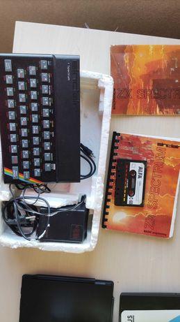 Sinclair ZX Spectrum + Lightpen