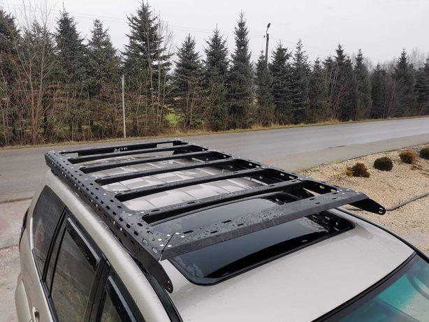 Bagażnik dachowy turystyczny Toyota 120LC