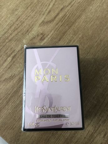 Mon paris Yves Saint Laurent Парфюм/духи