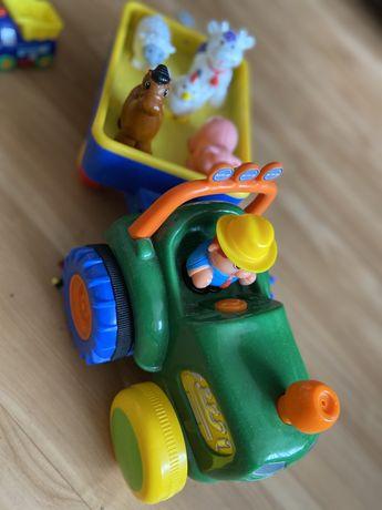 Трактор Kiddilend
