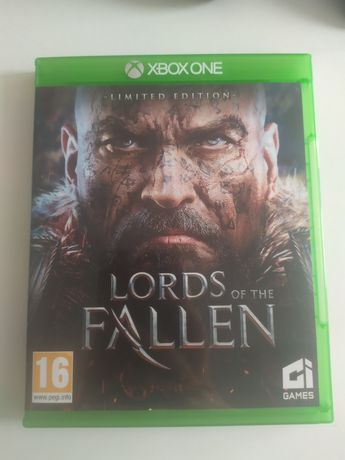 Grana Xbox one Lords od the Fallen