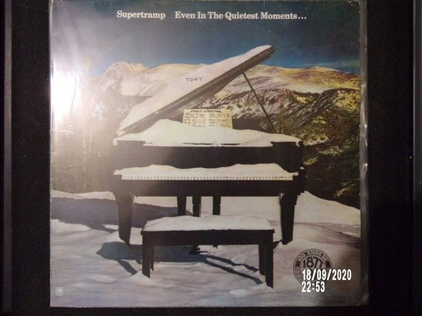 Supertramp - even in the quietest moments ...