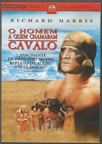 DVD O Homem a Quem Chamavam Cavalo