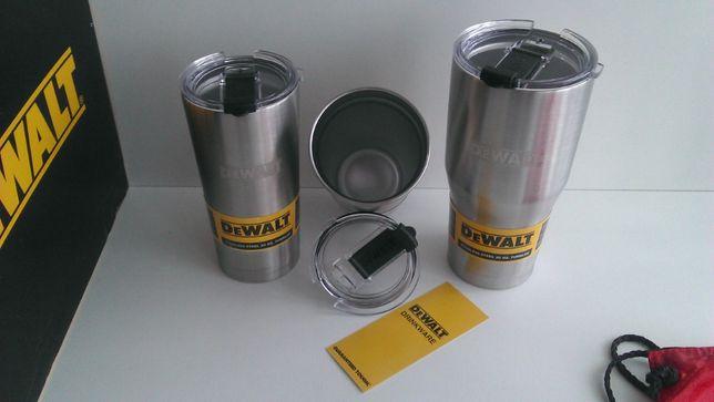 Термос/термокружка DeWalt 20/30Oz & Klein Tools 55580 20Oz
