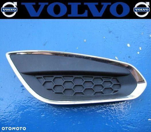VOLVO S60 V60 PRAWA ZAŚLEpka kratka zderzaka przód