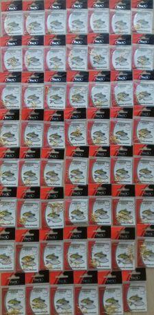 Haczyki wędkarskie Kulki proteinowe GRATIS