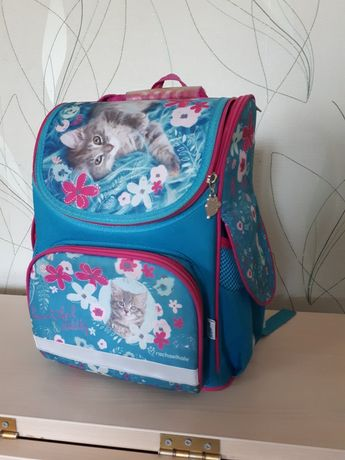 Рюкзак для девочки 1-4 класс