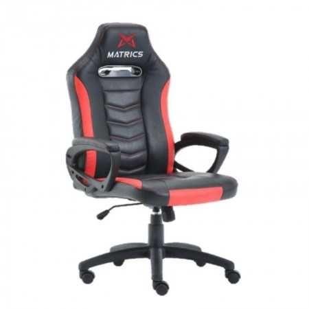 Cadeira Gaming Matrics Invictus Preta/Vermelho