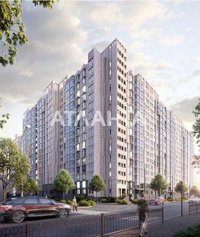 светлая и просторная квартира в ЖК Прохоровский квартал от СК Стикон