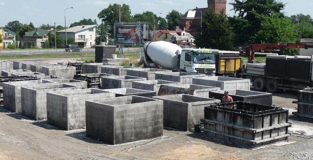 Zbiornik betonowy na gnojówkę,Zbiorniki na deszczówkę,Tanie Szamba.