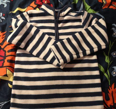 Polarowa bluza 116