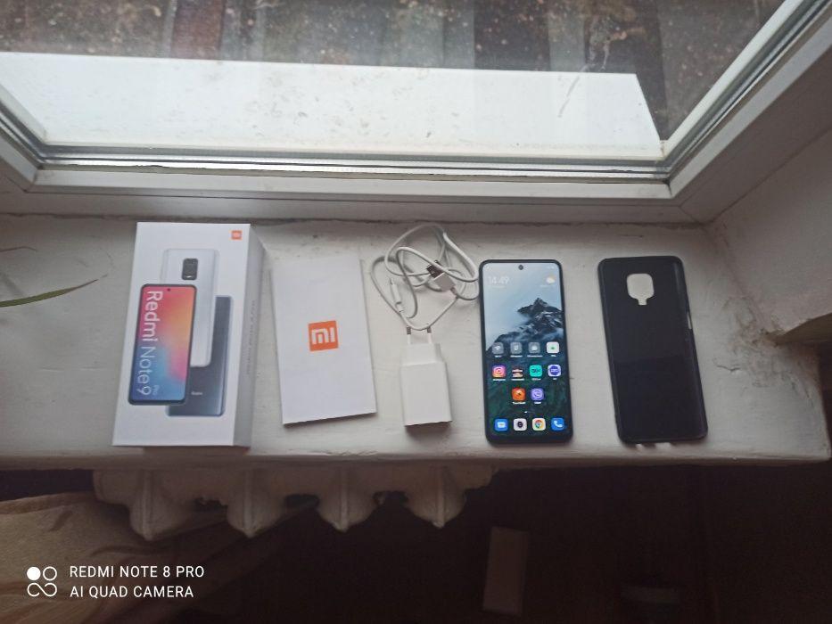 Xiaomi Redmi Note 9 Pro 6/64GB Interstellar Grey Харьков - изображение 1