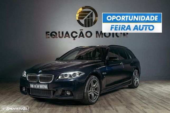 BMW 535 d Touring XDrive Pack M Auto