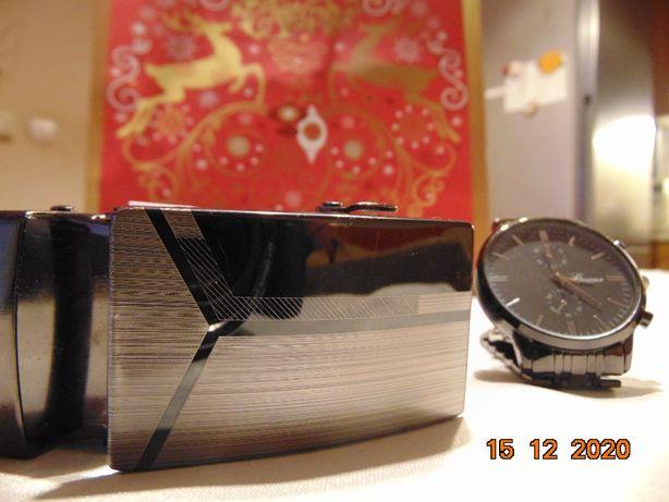 zestaw prezentowy zegarek plus pasek