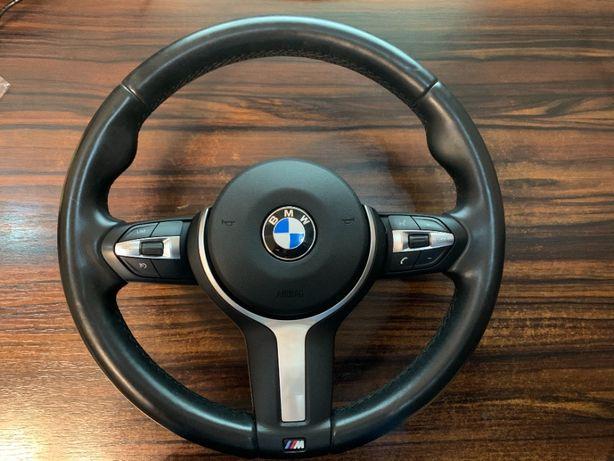М руль М пакет BMW F30/F15/F48/F25 ИДЕАЛ!