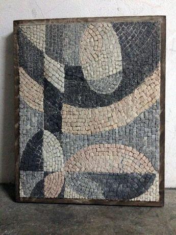 Mosaico, peça de autor