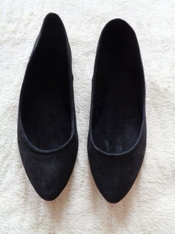 baletki czarne F&F 40