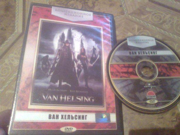 Лицензионные DVD диски с зарубежными фильмами