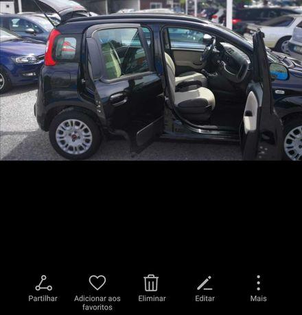 Carro Fiat panda