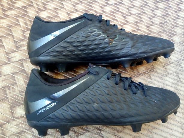 Бутсы Nike Hypervenom Phantom III Club 43,5р.сост.отл.оригинал