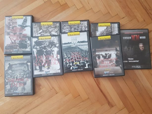 Filmy o drugiej wojnie światowej - kolekcja