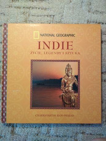 '' INDIE- Zycie, Legendy i Sztuka'' - National Geographic