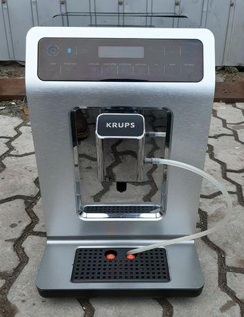 Кофемашина кофеварка Крупс KRUPS EA893C10 управление по Bluetooth