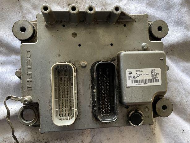 Sterownik moduł silnika jcb 444 ecu
