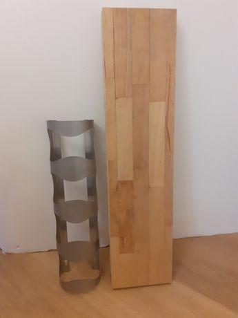 Vurm Ikea stojak na wino