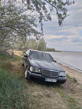 Mercedes Benz w140c