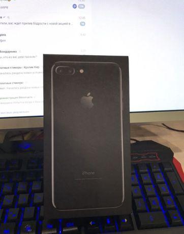Apple iPhone 7 Plus + 128 GB Rose Gold Neverlock Полный Комплект