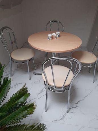 Stół kuchenny+krzesła