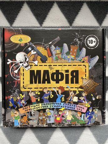 Настольная карточная игра Мафия, украинская Монополия