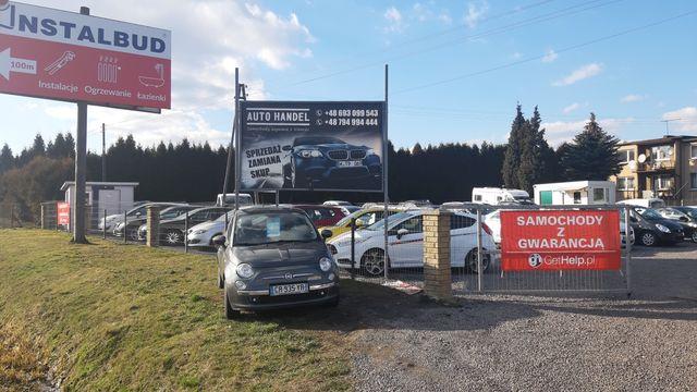 Wynajem terenu pod działalność > Auto komis- Jastrzębie Zdrój/Pawłowic