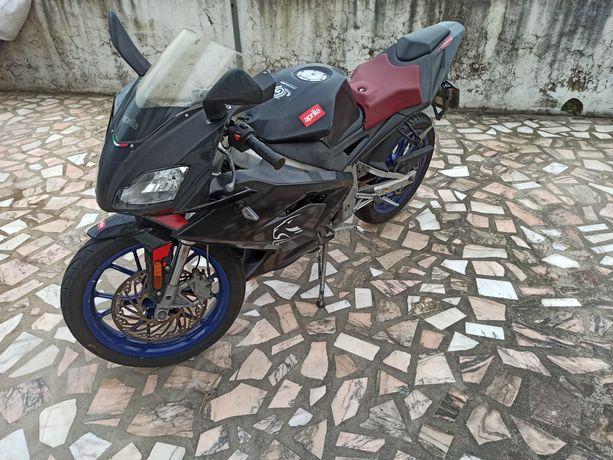 aprilia rs 50 my06 2008