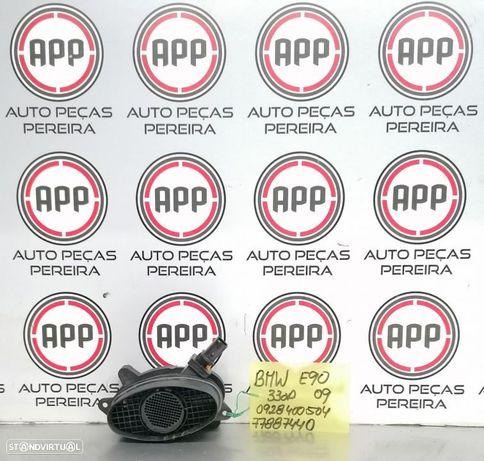Medidor de massa de ar BMW E60, E90 30D referência 0928400504, 77887440