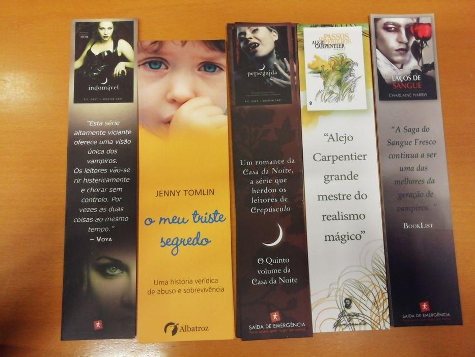 Marcadores de livros Nogueira, Fraião E Lamaçães - imagem 1