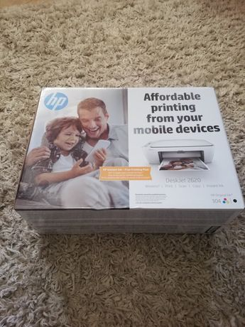 Impressora, scan, fotocopiadora HP nova