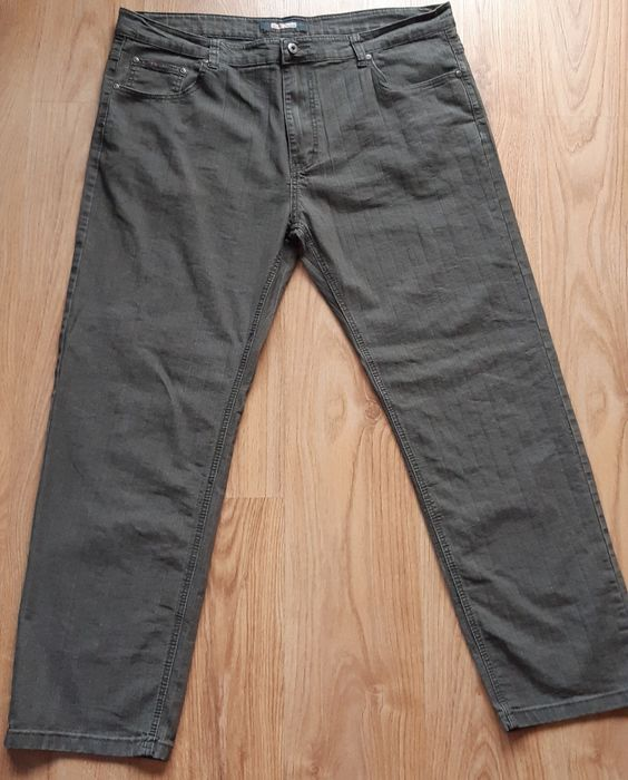 Spodnie męskie rozmiar 44 pas 108-116 Łódź - image 1