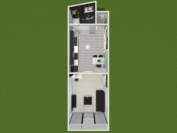 Продаж 1 кімнатної квартири по вулиці Смольського (Личаківська)
