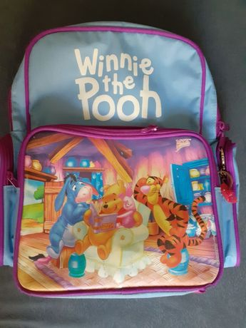 Plecak szkolno-przedszkolno-wycieczkowy
