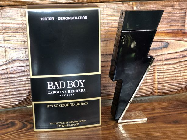 Carolina Herrera Bad Boy (Оригинальный тестер) 100 мл
