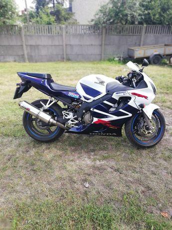 Honda CBR 600 F4i sport zadbana orginal