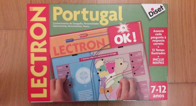 Jogo Diset Letron sobre Portugal - NOVO