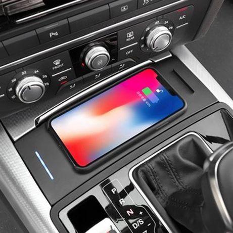Безпровідна зарядка iPhone / Samsung в Audi A6 A7 2012+