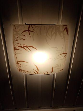 Plafon sufitowy, lampa