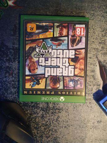 Gra GTA V Xbox One